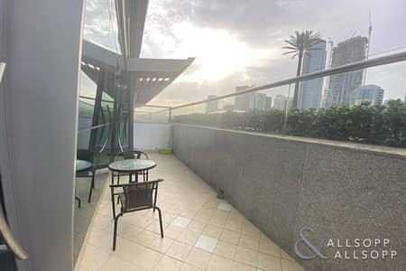 1 Bedroom Apartment for Rent in Jumeirah Lake Towers (JLT), Dubai - Fully Furnished | 1BR | Near Metro Station