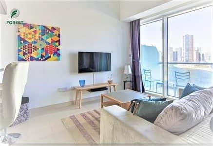 شقة 1 غرفة نوم للايجار في الخليج التجاري، دبي - Best Offer | Spacious 1BR Apt | Amazing View