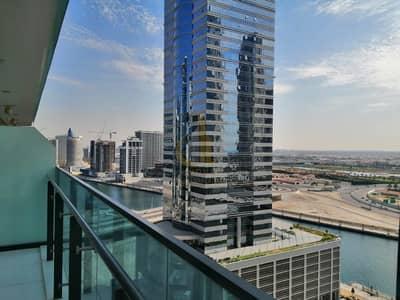 فلیٹ 3 غرف نوم للايجار في الخليج التجاري، دبي - Brand New   3 BR Apt   On High Floor  Canal View