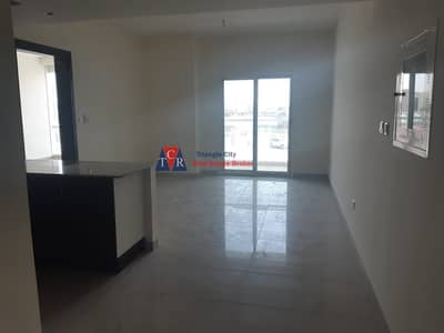 1 Bedroom Flat for Rent in Dubai Sports City, Dubai - 1BHK RED RESIDENCY WITH BALCONY  SPORTS CITY.