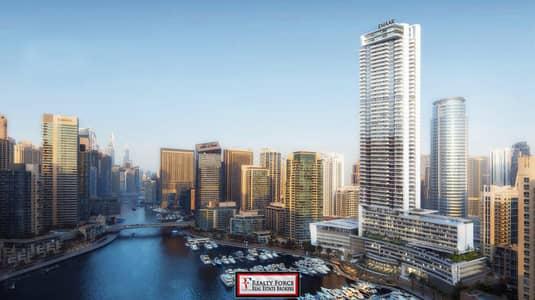 شقة 4 غرف نوم للبيع في دبي مارينا، دبي - HIGH FLOOR   FULL MARINA VIEW   FULLY FURNISHED