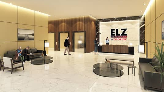 2 Bedroom Flat for Sale in Arjan, Dubai - 600 | Remaining 1% Monthly Till Jun'2026