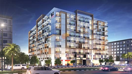 1 Bedroom Apartment for Sale in Arjan, Dubai - Book Your Apartment At 10% || Pay 60% In 60 Months After Handover