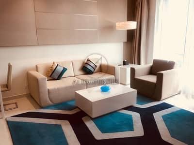 فلیٹ 1 غرفة نوم للايجار في الخليج التجاري، دبي - Fully Furnished 1BR | Best Layout | Pool View