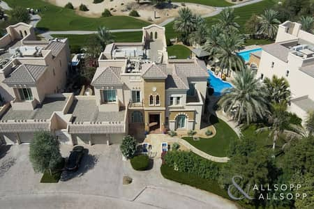 فیلا 5 غرف نوم للبيع في مدينة دبي الرياضية، دبي - Exclusive | Fully Upgraded | Pool | A Type