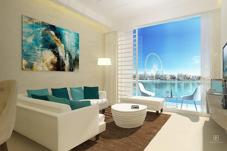 2 Incredible Views II 1 Bedroom Hotel Apartment