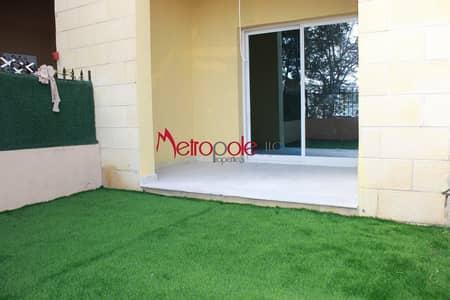 استوديو  للبيع في قرية جميرا الدائرية، دبي - Huge Vacant Studio | Upgraded | Ground Floor