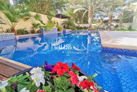6 Bedroom Villa for Rent in Arabian Ranches, Dubai - One of a Kind | Stylish Upgrades | Private Pool