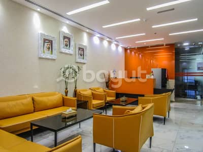 Office for Rent in Bur Dubai, Dubai - IDEAL OFFICE IN OUD METHA  FULLY FITTED WITH AFFORDABLE BUDGET AVAILABLE FOR RENT