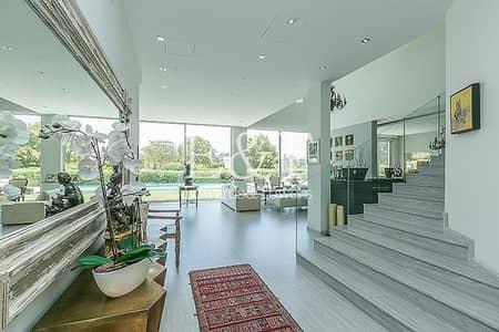 فیلا 5 غرف نوم للبيع في جزر جميرا، دبي - Elegant E.Foyer| Fully Upgraded | Extended  | JI