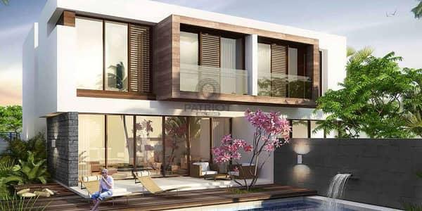 3 Bedroom Villa for Sale in DAMAC Hills (Akoya by DAMAC), Dubai - 3 Bed | Single Row facing Park | 10% Now