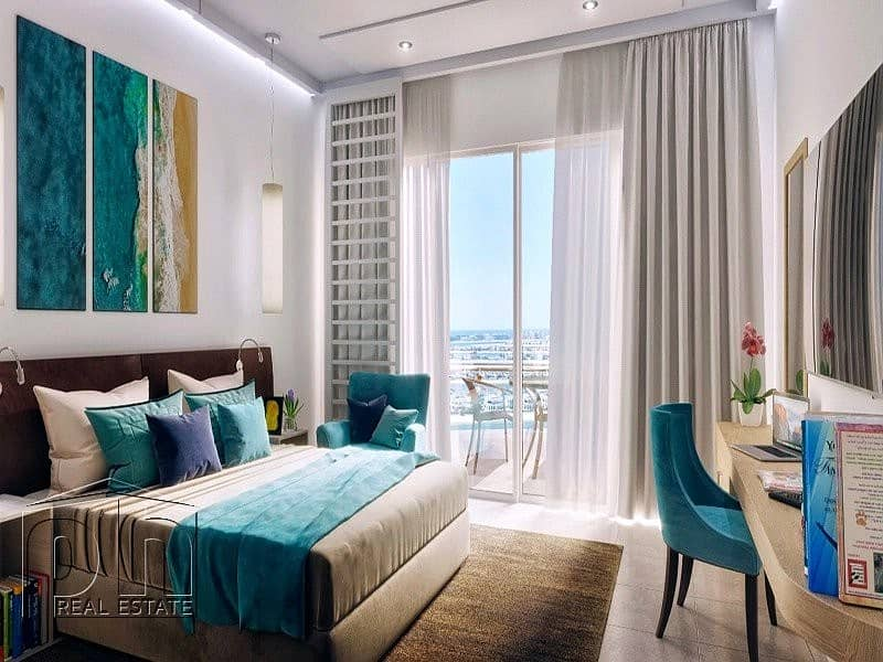 2 Re Sale|Full Sea and Marina View|High Floor