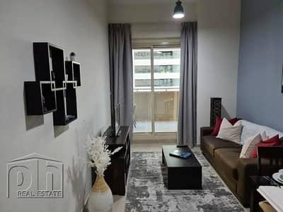 فلیٹ 1 غرفة نوم للايجار في دبي مارينا، دبي - Fully Furnished | Large Balcony | Near Metro