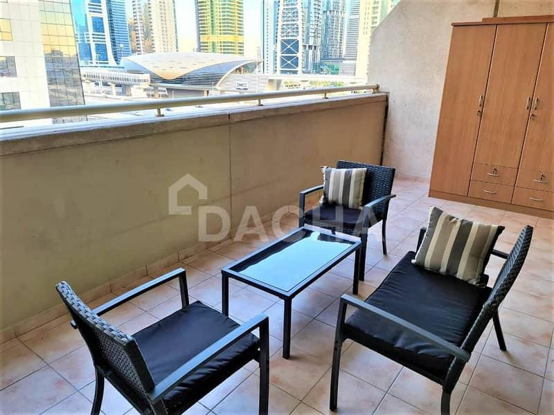 12 Fully furnished / Amazing price / Close to metro