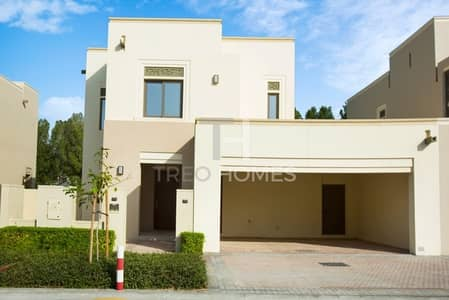 Single Row | Vacant | Brand New | 3Bed+Maid