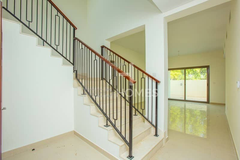 2 Single Row | Vacant | Brand New | 3Bed+Maid