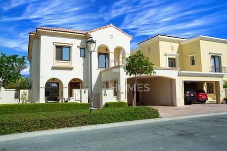 5 Bedroom Villa for Sale in Arabian Ranches 2, Dubai - Stunning 5Bed+Maid | Single Row | Type 3