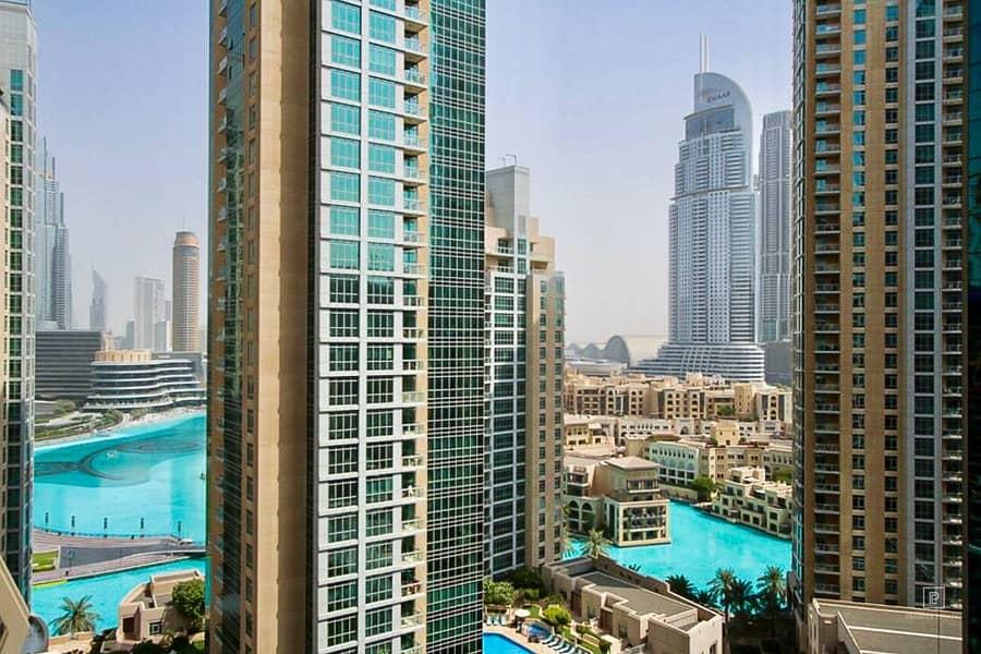 60 Fountain View I High Floor I Studio Apartment