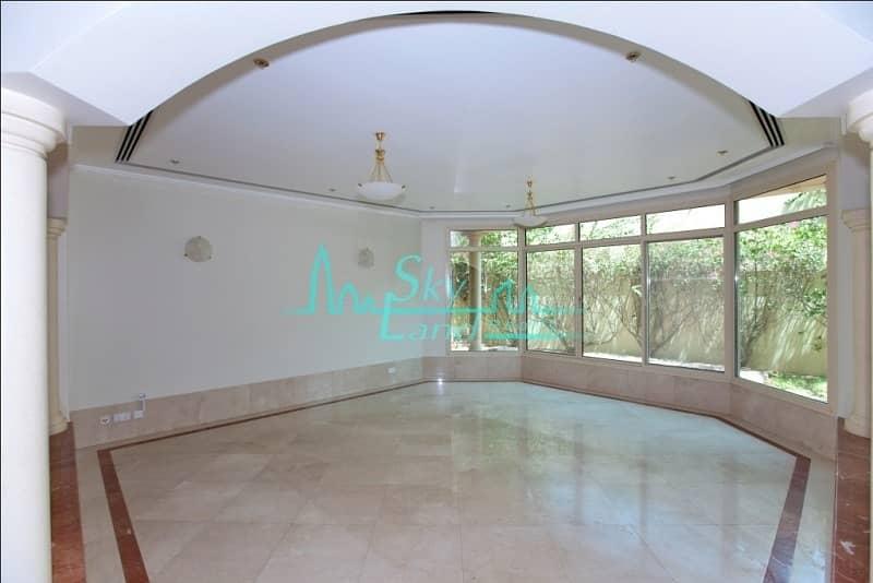 2  spacious commercial villa UMM SQ