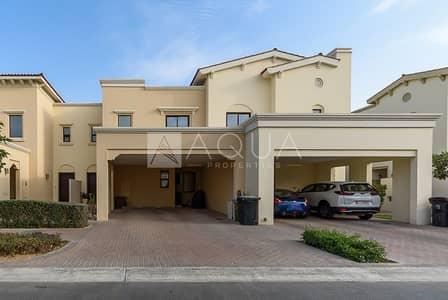 3 Bedroom Villa for Sale in Reem, Dubai - Single Row | 1M Type | Immaculate | VOT