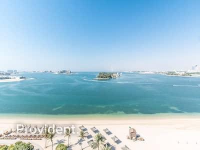 بنتهاوس 4 غرف نوم للبيع في نخلة جميرا، دبي - Panoramic Sea View | Largest Layout Penthouse