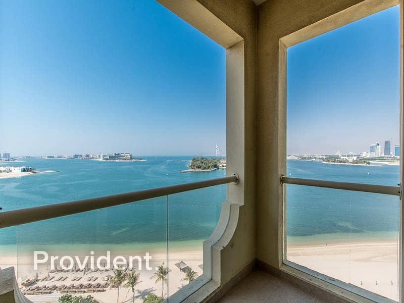 30 Panoramic Sea View | Largest Layout Penthouse