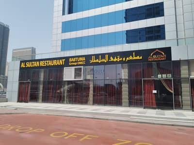 محل تجاري  للايجار في أبراج بحيرات الجميرا، دبي - Fully fitted and furnished restaurant for rent in JLT (DMCC) metro station
