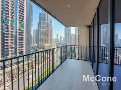2 Bedroom Flat for Rent in Downtown Dubai, Dubai - Brand New | Spacious & Bright | Great Views