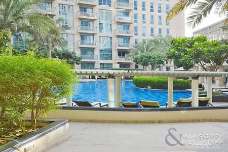 Studio for Rent in Downtown Dubai, Dubai - Studio | Standpoint | Balcony | Pool/Gym