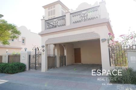 فیلا 2 غرفة نوم للايجار في مثلث قرية الجميرا (JVT)، دبي - Quite Area - Very Well Maintained