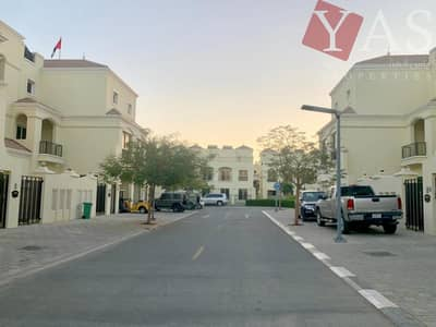4 Bedroom Townhouse for Rent in Al Hamra Village, Ras Al Khaimah - Spacious Villa | 3 Bed + Maid | Pool View