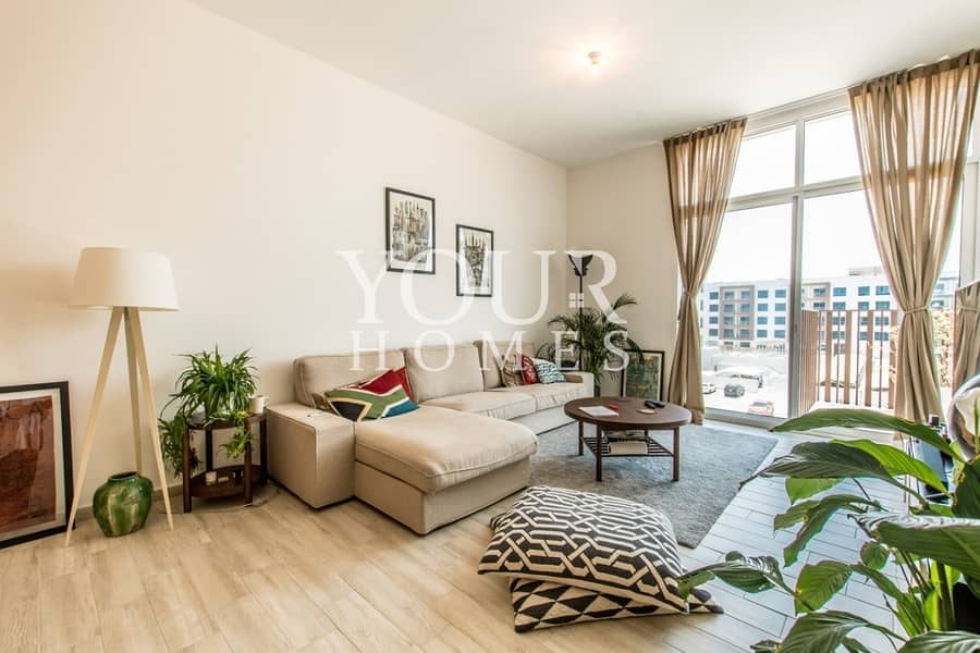 SS|High Quality Finishing 2 Bhk With Laundry In Belgravia