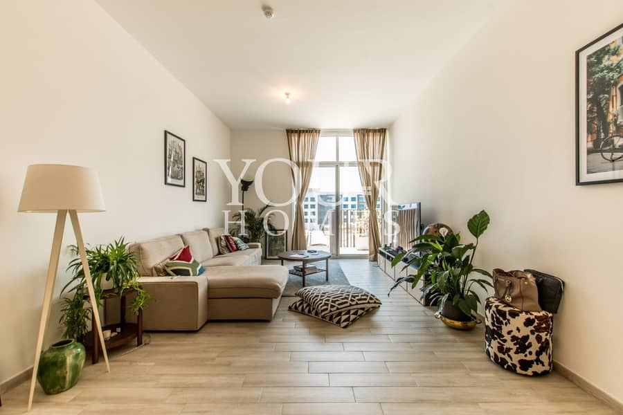 2 SS|High Quality Finishing 2 Bhk With Laundry In Belgravia