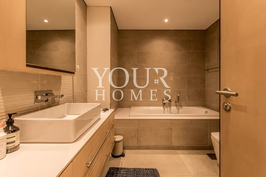 16 SS|High Quality Finishing 2 Bhk With Laundry In Belgravia