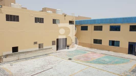 سكن عمال  للايجار في المنطقة الصناعية، الشارقة - 8 PERSON ROOM|AED2200 ALL INCLUSIVE|SHARJAH INDUSTRIAL 15