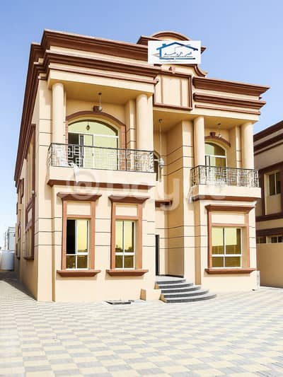 Villa for sale in Ajman, Al Mowaihat area