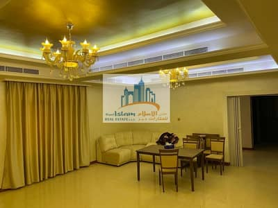 5 Bedroom Villa for Rent in Al Rawda, Ajman - Villa for rent with central air conditioning in Al Rawda