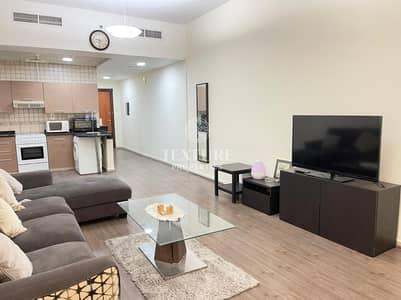 فلیٹ 1 غرفة نوم للايجار في واحة دبي للسيليكون، دبي - Upgraded | Fully Furnished | DEWA Included