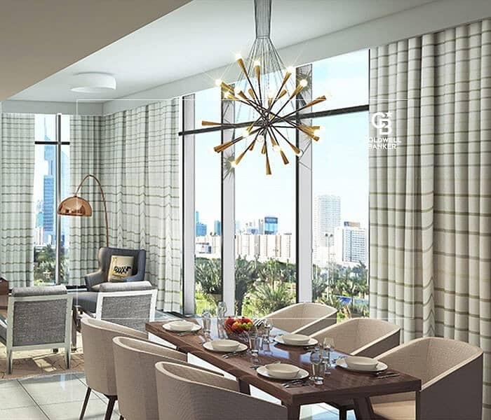 Luxurious 1Bedroom Apartment for sale in Park Gate Res.