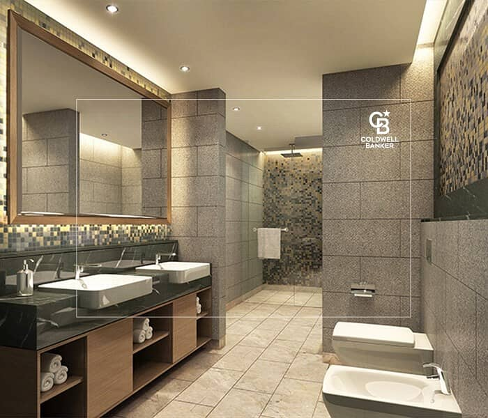 10 Luxurious 1Bedroom Apartment for sale in Park Gate Res.