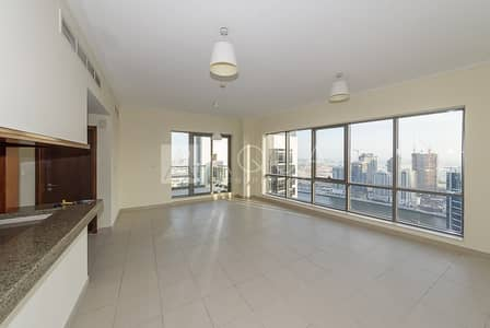 1 Bedroom Flat for Rent in Downtown Dubai, Dubai - Largest 1 BR   Immaculate Unit   High Floor