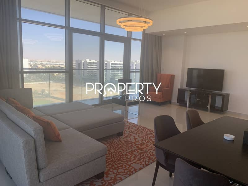2 premiumly furnished | Golf course view