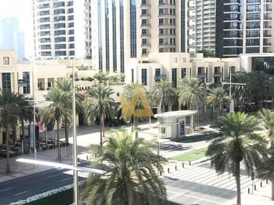شقة 1 غرفة نوم للايجار في وسط مدينة دبي، دبي - Fully Furnished 1 BR| Boulevard View|Chiller Free