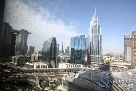شقة 2 غرفة نوم للايجار في وسط مدينة دبي، دبي - Reduced Price   2 Bed   Furnished   Vacant