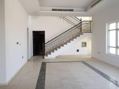 4 Bedroom Villa for Rent in Hoshi, Sharjah - Brand new 4BR duplex villa in Hoshi with all master bedrooms rent 90k