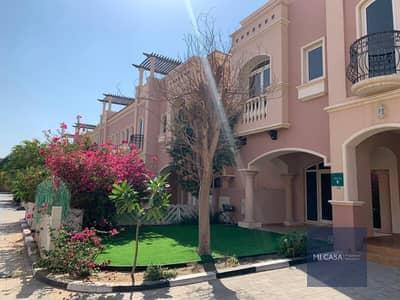 فیلا 5 غرف نوم للايجار في المشرف، أبوظبي - Lush Greenery  view ? Maid's  & driver's room