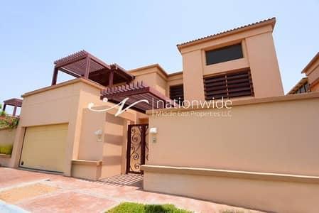 تاون هاوس 4 غرف نوم للبيع في حدائق الجولف في الراحة، أبوظبي - Lovingly Maintained Townhouse + Rental Back