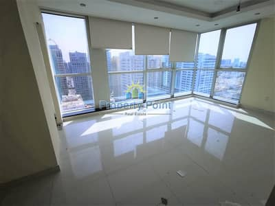 Office for Rent in Electra Street, Abu Dhabi - 148 SQM Office Space for RENT | High Floor | Electra Street