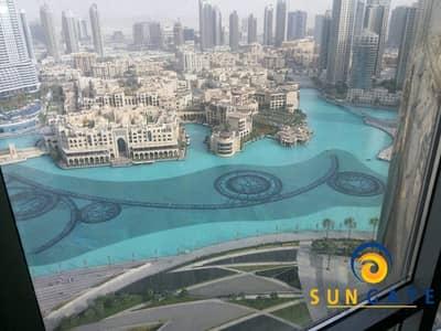 burj khalifa tower fantastic opera and water views