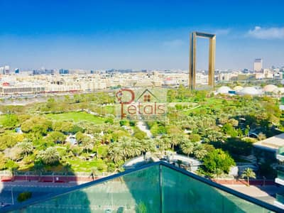 Park & Pool View -  Brand New - 2 Bedroom Apartment